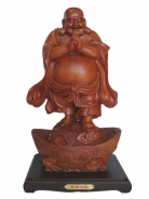 20 Inch Big Money Buddha Statue