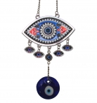 Big Eye-Shaped Anti-Evil Eye Amulet