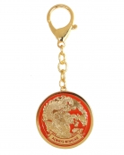 "Lucky Dragon ""Always Winning"" Amulet"