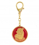 "Lucky Fu Dog ""Always Smart"" Amulet"