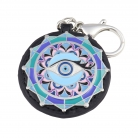 Anti Jealously Evil Eye Amulet Keychain