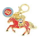 WIndhorse Success Amulet Keychain