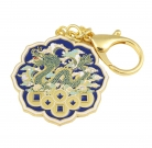 Dragon Heavenly Seal Amulet Keychain