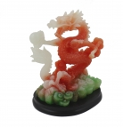 Colorful Dragon Statue