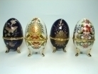 Chinese Decorated Eggs