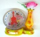 4 of Violin, Vase and Flower