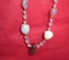 Natural Crystal Stone Necklaces
