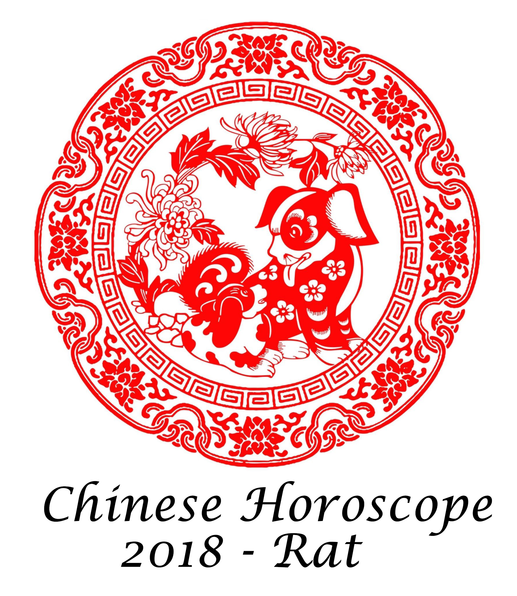 Chinese Horoscope Rat 2018