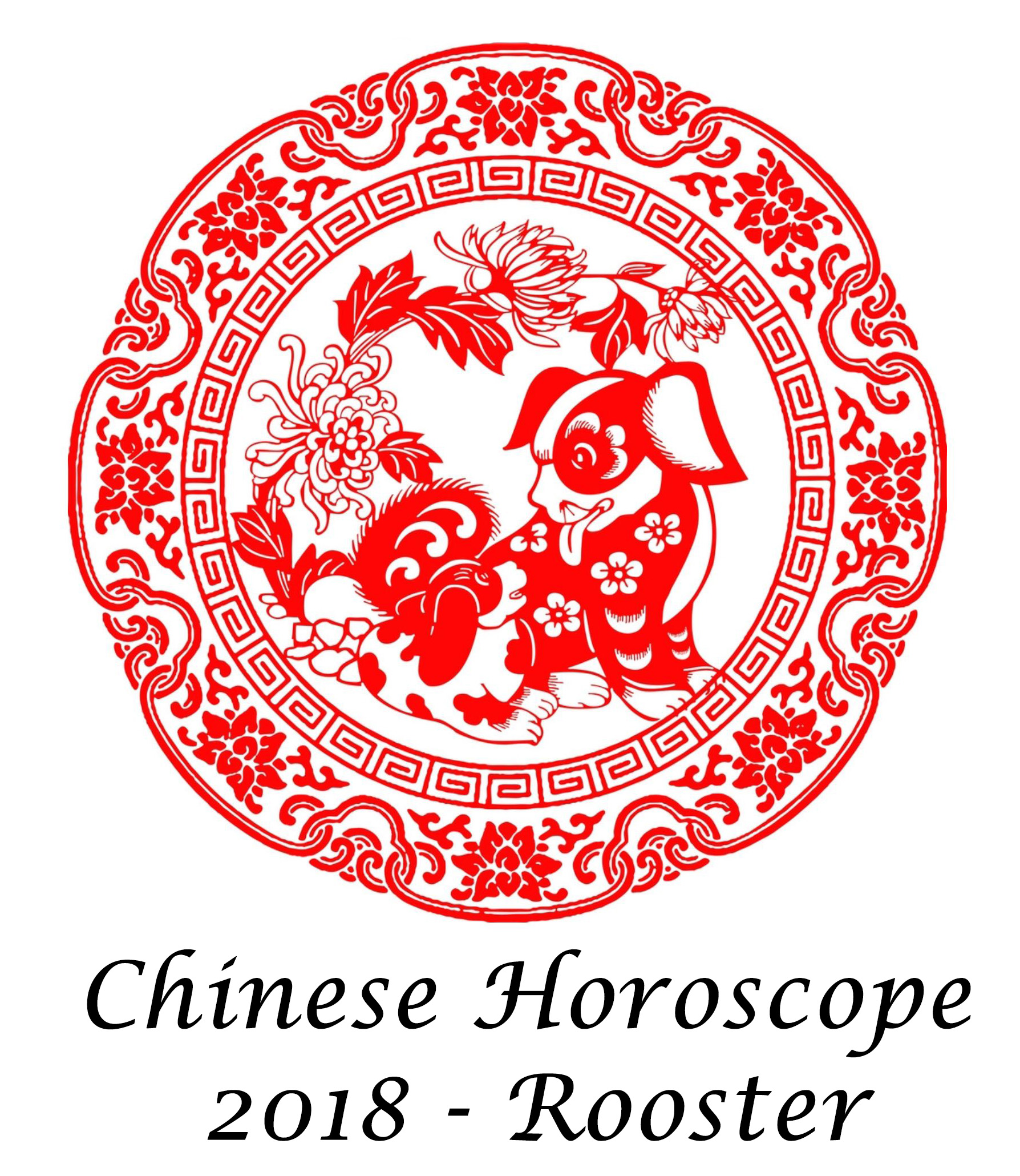 Chinese Horoscope Rooster 2018