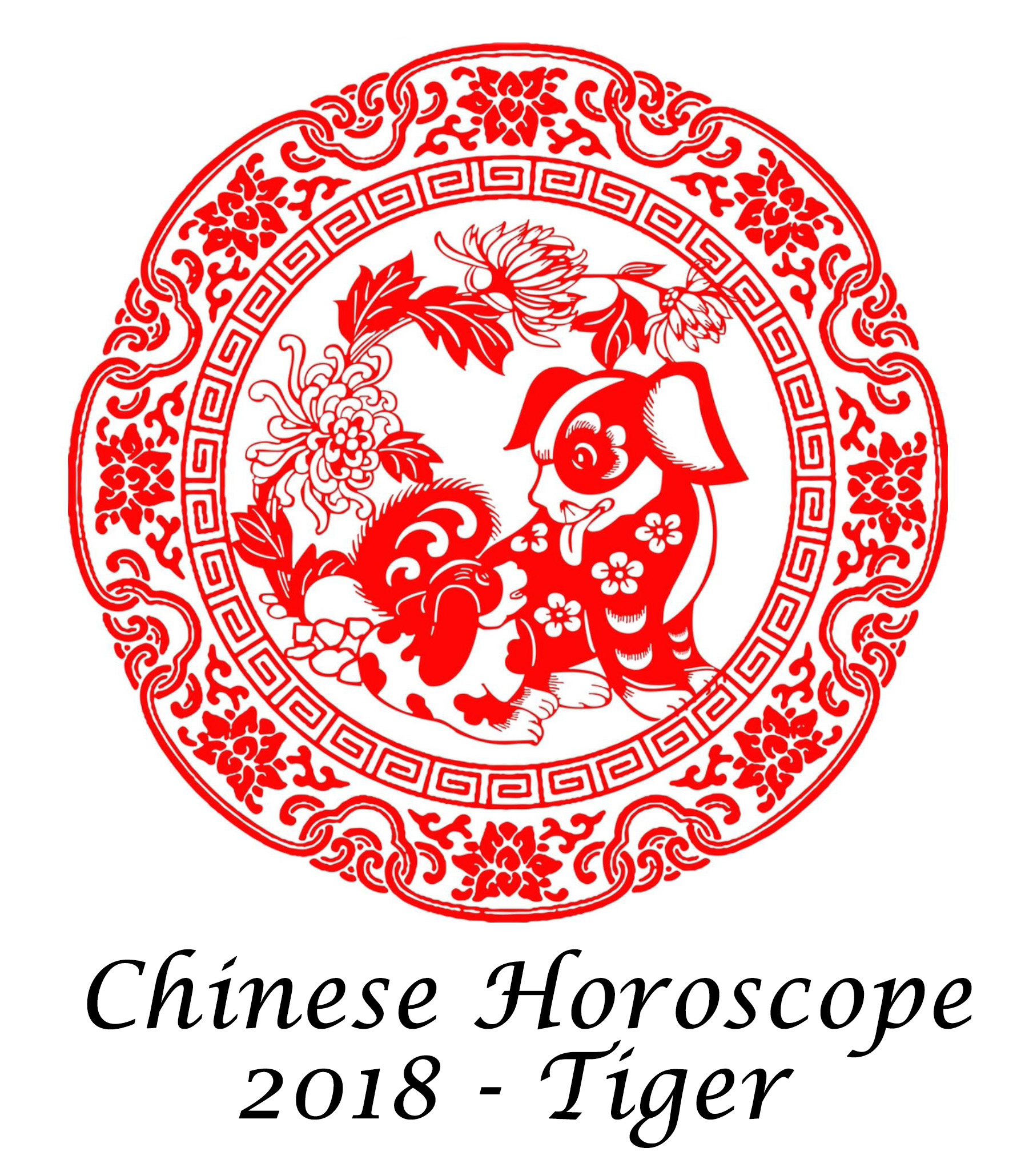 Chinese Horoscope Tiger 2018